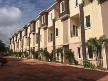 Newly Built 9 Units of 4 Bedroom Terraced Duplex with a Bq, Behind National Assembly Quarters, Apo, Abuja, Terraced Duplex for Sale