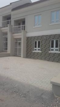 Brand New Luxury 3 Bedroom Serviced Terrace Duplex Plus Bq with Ac, Amina Court, Apo, Abuja, Flat for Rent