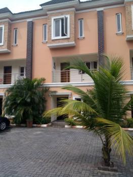 4 Bedrooms Terraced Duplex, Off Eletu Way, Osapa, Lekki, Lagos, Terraced Duplex for Rent