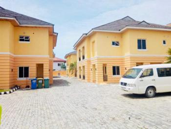 Serviced 3 Bedroom Semi Detached Duplex with a Room Bq, Lekki Phase 1, Lekki, Lagos, Semi-detached Duplex for Rent