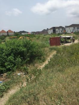 20 Plots of Commercial Land, Sharing Fence Between Chevron and 2nd Tollgate, Lekki, Lagos, Commercial Land for Sale