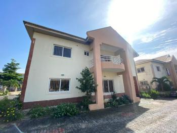 4 Bedroom Fully Detached House  with 1 Room Bq, Ocean Bay Estate, Lafiaji, Lekki, Lagos, Detached Duplex for Rent