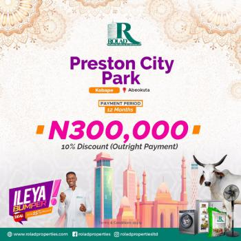 Affordable Plot of  Land, Obafemi Owode, Ogun, Residential Land for Sale