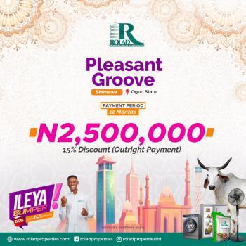 Affordable Plot of Land, Simawa, Ogun, Residential Land for Sale