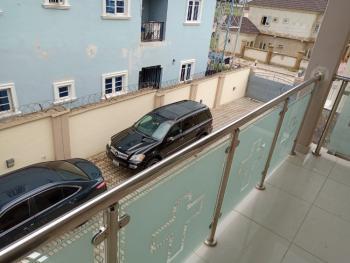 Spacious 2 Bedroom Flat with C C T V & Bathtubs, F O 1, Kubwa, Abuja, Flat for Rent