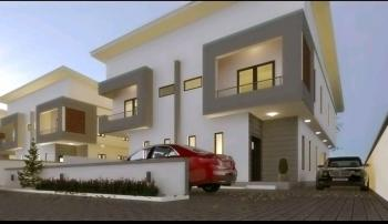 3 Bedroom All Rooms En-suite Semi-detached Duplexes with Bq, Vantage Court 2 Estate, Bogije, Ibeju Lekki, Lagos, Semi-detached Duplex for Sale