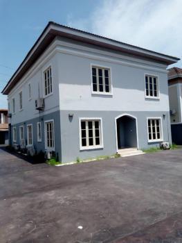 Well Built 5 Bedroom Semi-detached House with 2 Room Servant Quarters, Banana Island, Ikoyi, Lagos, Semi-detached Duplex for Rent