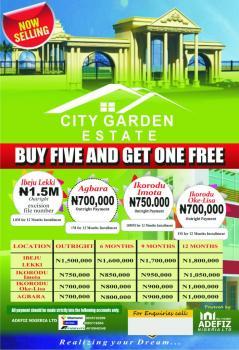 Land, City Garden Estates, Agbara, Ogun, Residential Land for Sale