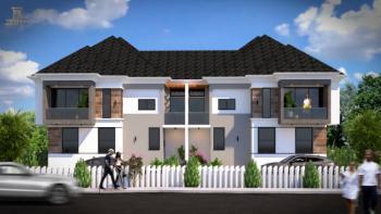 5 Bedroom Fully Furnished Duplex Home +detached 2 Bedroom Bungalow, Plot 2785, End of Linda Chalker Street, Asokoro District, Abuja, Semi-detached Duplex for Sale