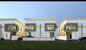 3 Bedroom Semi-detached Duplex with Bq ., Vantage Court 2 Estate Bojije, Bogije, Ibeju Lekki, Lagos, Semi-detached Duplex for Sale