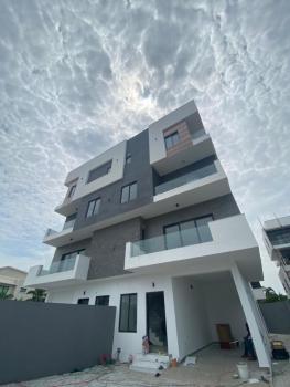 Newly Built 5 Bedroom Semi- Detached House with 1 Room Bq, Banana Island, Ikoyi, Lagos, Semi-detached Duplex for Sale