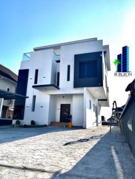Water Front Luxurious 5 Bedrooms +1bq, 2nd Toll Gate,chevron Axis, Lekki, Lagos, Detached Duplex for Sale