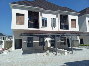 Semi-detached Four (4) Bedroom Duplex., Ikota Villa Estate G.r.a, Ikota, Lekki, Lagos, Semi-detached Duplex for Sale