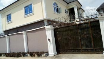 Standard 4 Bedroom Duplex with Two Palours, New Road Off Nta Road, Obio-akpor, Rivers, Detached Duplex for Sale