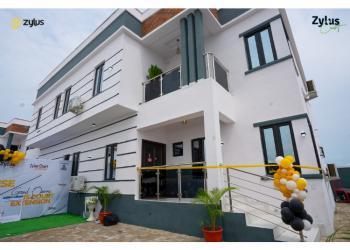 3 Bedrooms Semi-detached Duplex with Bq, Vantage Court, Richland Gardens, Bogije, Ibeju Lekki, Lagos, Semi-detached Duplex for Sale