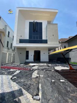 Home Automation Massive 5 Bedroom Detached Duplex  with 2 Rooms Bq, Lekki Phase 1, Lekki, Lagos, Detached Duplex for Sale