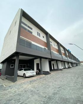 Fully Serviced 4 Bedroom Terrance Duplex, Ikate Elegushi, Lekki, Lagos, Terraced Duplex for Rent