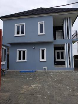 Tastefully Finished Fully Detached 4 Bedroom Duplex with Bq, Buena Vista Estate, Orchid Hotel Road, Chevron, Lekki, Lagos, Detached Duplex for Sale
