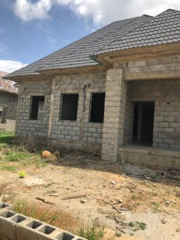 3 Bedroom Bungalow Carcass in an Estate, Behind Kilimanjaro Eatery, Kubwa, Abuja, Detached Bungalow for Sale