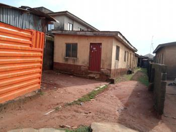 2 Bedroom Flat and 2 Rooms and Parlour on a Half Plot of Land, Captain, Abule Egba, Agege, Lagos, Semi-detached Bungalow for Sale