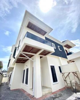 Modern Brand New 4 Bedroom Semi Detached Duplex with Bq, Oral Estate, By Chevron Toll Gate, Lekki Expressway, Lekki, Lagos, Semi-detached Duplex for Sale
