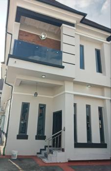 4 Bedroom Fully Detached Duplex with a Room Bq, Chevron Alternative, Lekki Phase 2, Lekki, Lagos, Detached Duplex for Sale
