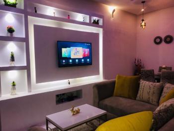 Luxury 2 Bedroom Apartment, By Fourpoint Hotel, Oniru, Victoria Island (vi), Lagos, Flat Short Let