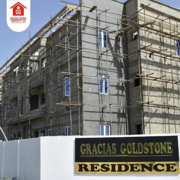 Luxury 3 Bedrooms Apartments in an Exquisite Estate, Gracias Goldstone Residence, Sangotedo, Ajah, Lagos, Flat for Sale