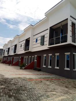 Serviced 3 Bedroom Duplex + Bq, Orchid Hotel Road, By 2nd Toll Gate, Lekki Expressway, Lekki, Lagos, Terraced Duplex for Sale