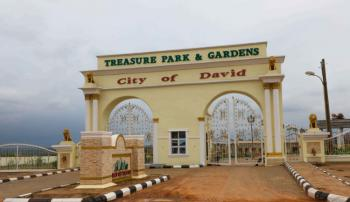 Land, City of David Park and Gardens, Behind Redemption Camp, Shimawa, Berger, Arepo, Ogun, Mixed-use Land for Sale