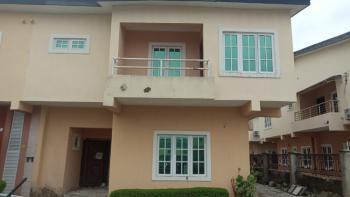 4 Bedroom Semi Detached House with Bq, Lekki Garden Estate Phase 3, Hitech Road, Ajah, Lagos, Semi-detached Duplex for Sale