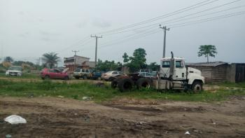 Fenced Land Measuring About 4200sqm, Before Eleko Junction, Abule Pan, Lekki Epe Express Road., Ibeju, Lagos, Mixed-use Land for Sale