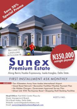 Promo!!  Promo!! Land, Along Benin-asaba Expressway Issele-azagba, Asaba, Delta, Mixed-use Land for Sale