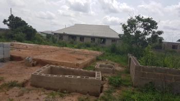 Partially Fenced Plot of Land, Asero Estate, Abeokuta North, Ogun, Residential Land for Sale