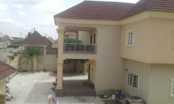 4 Bedrooms Duplex + 2 Sitting Rooms and 2 Rooms Bq Within an Estate, Apo, Abuja, Detached Duplex for Sale