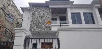 4 Bedroom Semi Detached with Bq, Osapa, Lekki, Lagos, Semi-detached Duplex for Rent
