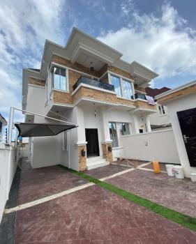 Beautiful 4 Bedroom Semi-detached Duplex, Chevron, Lekki Expressway, Lekki, Lagos, Semi-detached Duplex for Rent