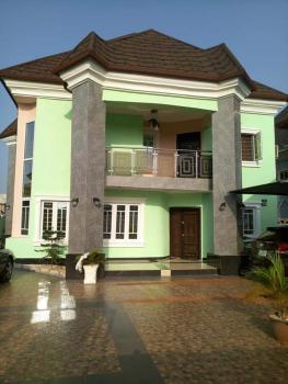 Well Finished 5 Bedroom Detached Duplex, Opposite Sweet Spirit Hotels Off Okpanam Road Gra, Asaba, Delta, Detached Duplex for Sale