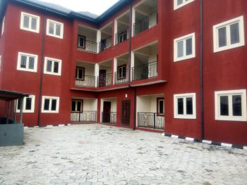 Luxury Newly Built 9 Units of 1 Bedroom Flat, Rukpokwu, Port Harcourt, Rivers, Block of Flats for Sale