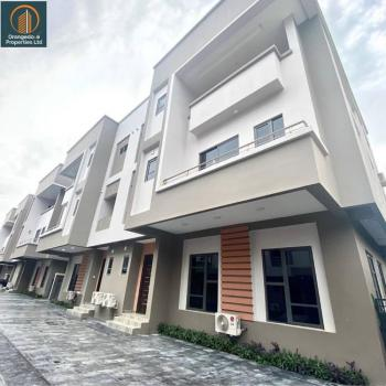 Elegantly Built, Fully Serviced 4 Bedroom Terraced Duplex with Bq, Oniru, Victoria Island (vi), Lagos, Terraced Duplex for Sale