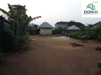 2 Plots Fenced with Security House and  4 Bedroom Bungalow, Owerri, Imo, Mixed-use Land for Sale