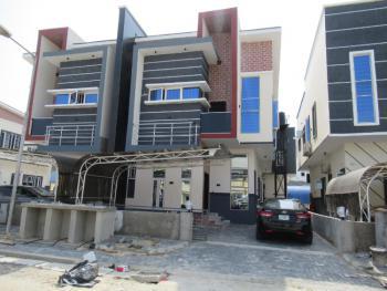 Well Finished 4 Bedroom Semi Detached Duplex, Buena Vista Estate, Lafiaji, Lekki, Lagos, Semi-detached Duplex for Sale