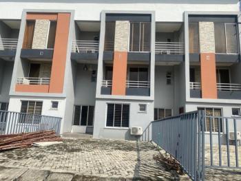 Luxury Four Bedroom Terrace with Bq, Lekki Phase 1, Lekki, Lagos, Terraced Duplex for Rent