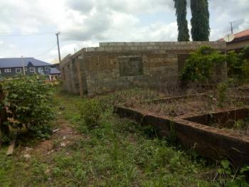 Twin Flat of 3 Bedroom Along Tiled Road, Along Alafara Major Tarred Road, Close to Ajumose Housing Estates, Idi Ishin, Ibadan, Oyo, Block of Flats for Sale