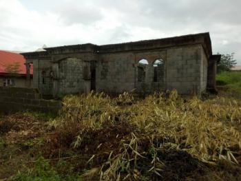 Uncompleted 4 Bedrooms Bungalow, Wisdom Estate, Afinyalun Area Ologuneru, Ibadan, Oyo, Detached Bungalow for Sale