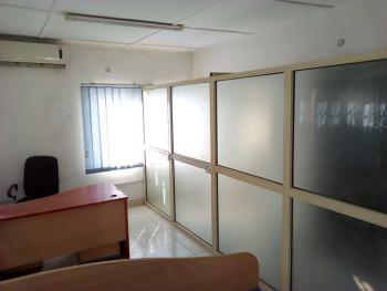 Partly Furnished and Serviced Office Space, Ogundana Street, Ikeja, Lagos, Office Space for Rent