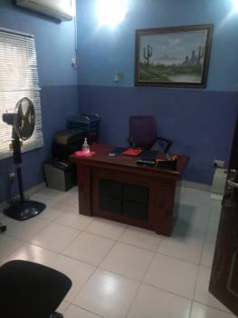 Furnished and Serviced 1-room Office Space, Allen, Ikeja, Lagos, Office Space for Rent