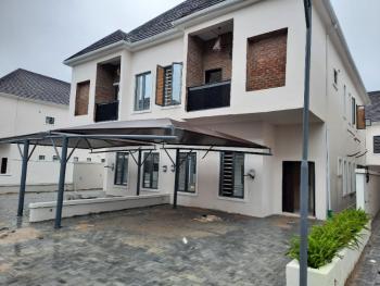 Business Class 4 Bedrooms Semi Detached Duplex with Swimming Pool, Ikota Villa Estate, Ikota, Lekki, Lagos, Semi-detached Duplex for Rent