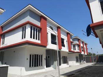 a Lovely 4 Bedroom Detached Duplex with Bq, Roxbury 2 Estate Before Vgc Round About, Lekki Expressway, Lekki, Lagos, Semi-detached Duplex for Rent