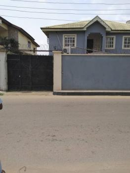 4 Bedroom Semi Detached, Ajao Estate Off Airport Road, Isolo, Lagos, House for Sale